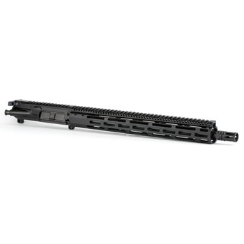 "Radical Firearms Complete Upper Assembly, 300 Blackout, 16"" HBAR Contour Barrel, 15"" FCR, A2 Flash Hider, Black Finish, Includes Charging Handle and Bolt Carrier Group CFU16-300HBAR-15FCR, UPC :816903025466"