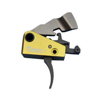 Timney Triggers Trigger, 3.5 Lbs, Fits SCAR-17S, Not Adjustable, Black Finish 691S, UPC :819506911976