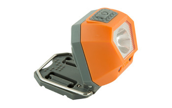 UST - Ultimate Survival Technologies Headlamp Flashlight, Adjustable Elastic Cord and Clip for Attaching to Gear, High, Low, Flashing, Red, Red SOS, Up to 48 Hours on Low Mode, Water Resistent, Orange 20-HDL0001-08, UPC :811747024316