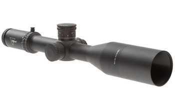 Trijicon AccuPower Rifle Scope, 4.5-30X56mm, 34mm Main Tube, Front Focal plane, Red/Green MOA Crosshair, Matte Finish RS30-C-1900032, UPC :719307402706