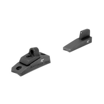 Trijicon Sight, 3 Dot, Fits Remington Shotgun Models 870, 1100 and 1187 RE04, UPC :719307201156