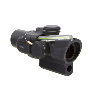 Trijicon ACOG, Compact Rifle Scope, 1.5X16, Dula Illuminated, Green Ring  2 MOA Center Dot Reticle, Wiht M16Carry Handlle Base annd Mounting Screw TA44-C-400140, UPC :719307309456