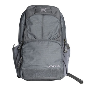 "Vertx EDC Ready Backpack, Smoke Grey, 19"" x 11"" 8.5"",  330/210 Cordura F1 VTX5035 SMG NA, UPC :720327682016"