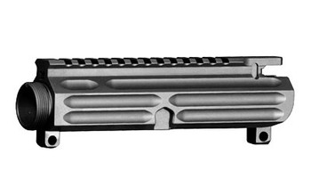 Yankee Hill Machine Co Stripped A3 Upper Receiver, For AR15, Black Finish YHM-110, UPC :816701011326