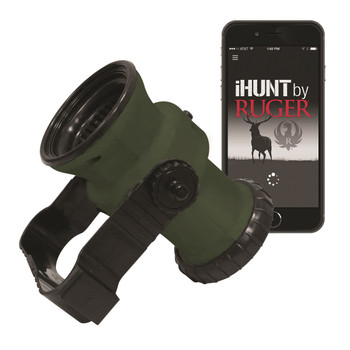 Extreme Dimension iHunt by Ruger Bluetooth Game Call, UPC :751710504776