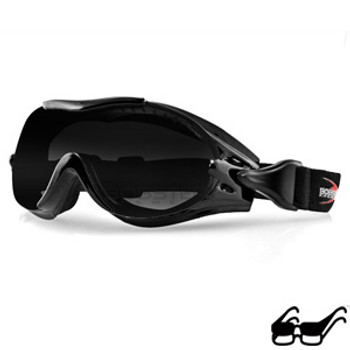 Bobster Phoenix OTG Interchange Goggle 3 Lenses, UPC :642608036496