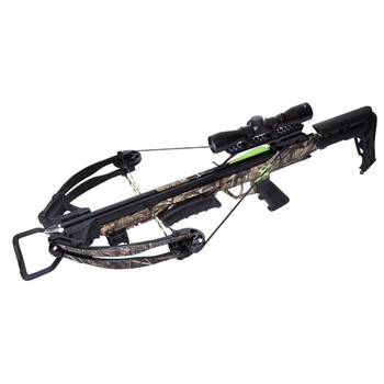 Carbon Express X-Force Blade Crossbow Kit-Ready to Hunt Camo, UPC : 044734202446