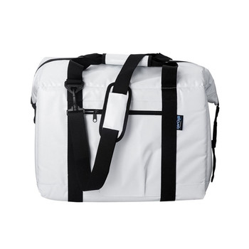 NorChill 24 Can Cooler Bag - BoatBag - White, UPC :818800009556