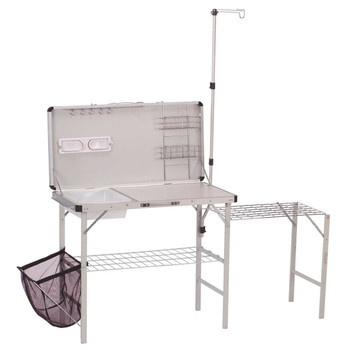 Coleman Pack-Away Deluxe Camp Kitchen 2000020275, UPC : 076501051216