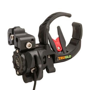 TruGlo Lock-Fire Drop-Away Arrow Rest - Left Handed, UPC :788130024386
