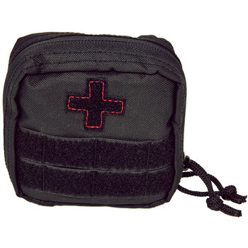 Red Rock Gear Soldier Individual First Aid Kit Black, UPC :846637006776