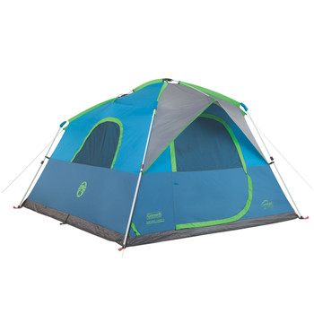 Coleman 6 Person Instant Signal Mountain Tent, UPC : 076501133356