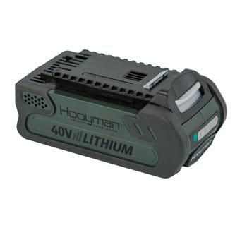Hooyman 40 Volt Lithium Battery, 2ah, UPC :661120552376