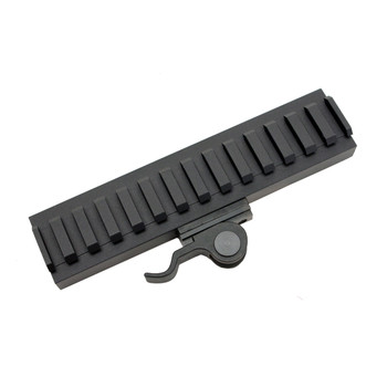 AimSHOT MT61172-140LP 140mm Low Profile Quick Release Rail, UPC :669256140726
