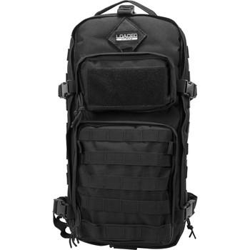 Barska Loaded Gear GX-300 Tactical Sling Bckpck - Dark Earth, UPC :790272984596