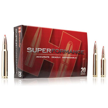 Hornady Superformance GMX Ammunition 7x57mm Mauser (7mm Mauser) 139 Grain GMX Boat Tail Lead-Free Box of 20, UPC : 090255815566