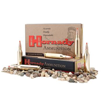 Hornady Custom Ammunition 30-06 Springfield 180 Grain