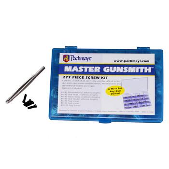 Pachmayr Master Gunsmith Screw Kit Package of 277, UPC : 034337030546