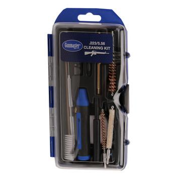 17 Pc .223/5.56 AR Rifle Cleaning Kit, UPC :761903381916