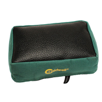 Caldwell Universal Deluxe Bench Bag Optimizer Nylon and Leather Filled, UPC :661120163756