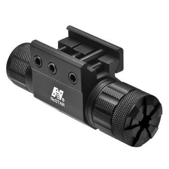 NcStar 5mw Green Laser Sight with Weaver-Style Mount and Pressure Switch Matte, UPC :814108015176