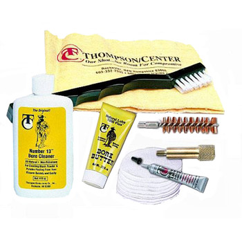 Thompson Center In-Line Black Powder Cleaning Kit 50 Caliber, UPC : 090161017016