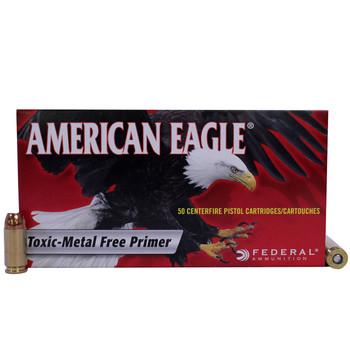 CASE OF 20 AMER EAGLE 40 S&W 180GR TMJ 50RD/BX, UPC : 029465093556