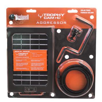 Bushnell Trophy Cam Aggressor Game Camera Solar Panel Brown, UPC : 029757197566