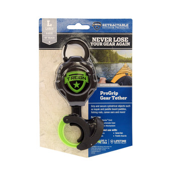 ProGrip Teather- Carabiner, UPC : 088056912706