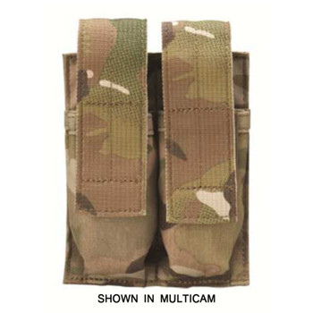 Belt Mounted Double Mag Pouch, UPC :648018005756