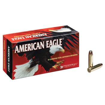CASE OF 5 AMER EAGLE 40 S&W 180GR FMJ 100RD/BX, UPC : 029465062446