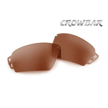 Crowbar 2.2mm replacement lens set Mirrored Copper, UPC :841181100406