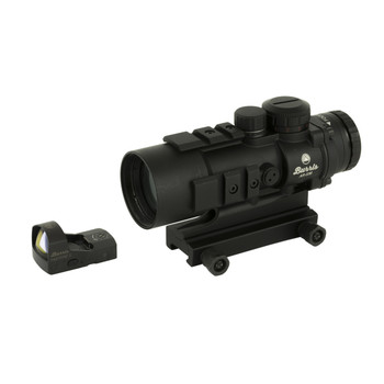 Burris AR-536 Red Dot, Ballistic CQ Reticle, Matte Black Finish, With FastFire 3 300178, UPC : 000381301789