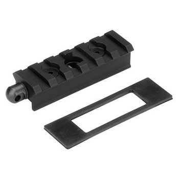 BLACKHAWK! BlackHawk, Picatinny Adapter for Sling Swivel Stud, Black 71RA00BK, UPC :648018150319