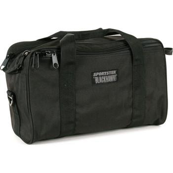 """BLACKHAWK! Sportster Pistol Range Bag, 16""""x9""""x8"""",  Black 74RB02BK, UPC :648018126239"""