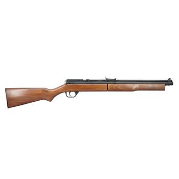 "Benjamin Sheridan Model 392, .22 Pellet, 19"" Barrel, Black Finish, Wood Stock, Pump Action, Single Shot, 685 Feet Per Second 392, UPC : 011482000709"