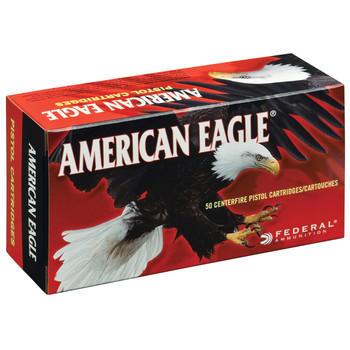 Federal American Eagle, 25ACP, 50 Grain, Full Metal Jacket, 50 Round Box AE25AP, UPC : 029465085049