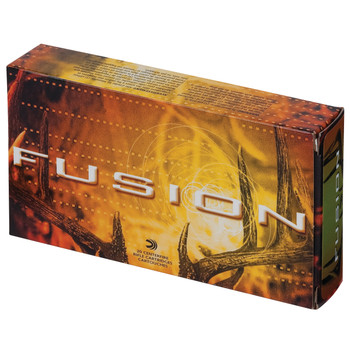 Federal Fusion, 300WSM, 180 Grain, Boat Tail, 20 Round Box F300WSMFS2, UPC : 029465098049