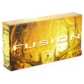 Federal Fusion, 7MM REM, 150 Grain, Boat Tail, 20 Round Box F7RFS1, UPC : 029465097899