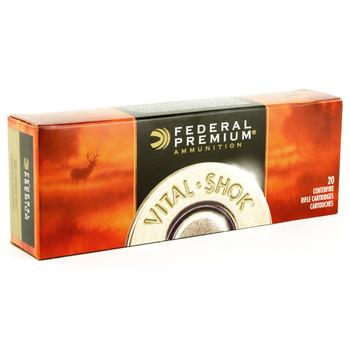 Federal Vital-Shok, 300WSM, 165 Grain, Nosler Partition, 20 Round Box P300WSME, UPC : 029465096809