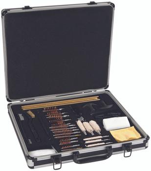 Allen Deluxe Cleaning Kit, 60 Pieces, Aluminum Case 70565, UPC : 026509705659