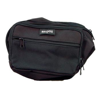 Bulldog Cases Fanny Pack, Medium, Black BD860, UPC :672352248609
