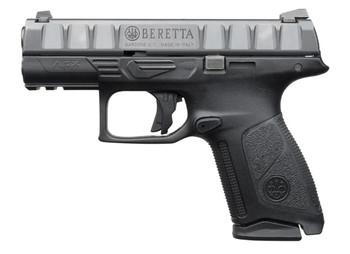 "Beretta APX, Semi-automatic, Striker Fired, Centurion, 9MM, 3.7"", Polymer, Black, 15Rd, 2 Mags, Picatinny Rail, 3 Dot JAXQ921, UPC : 082442894379"