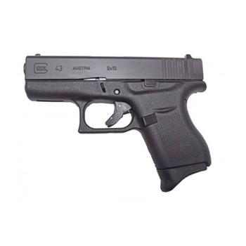 Pearce Grip Pearce Grip, Grip Extension, For Glock 43, Black PG-43, UPC :605849200439
