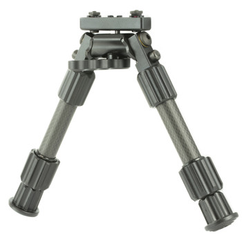 "Caldwell Accumax Bipod, Universal, 6""-9"" Height, Black Finish 1081953, UPC :661120413059"