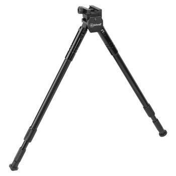 Caldwell Sitting Bipod, Attaches to Picatinny Rail, Fits AR Rifles, Black 532255, UPC :661120322559
