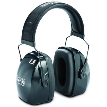 Howard Leight Leightning 30 Earmuff, Black, NRR 30, Black R-03318, UPC : 033552033189