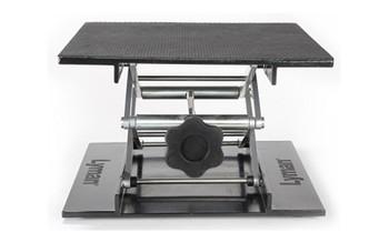 Lyman Shooting Rest, Black, Standard Size, Non-Slip Textured Platform, 10x10 Shooting Platform 7837810, UPC : 011516778109