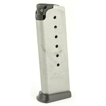 Kahr Arms Magazine, 9MM, 7Rd, Fits K9, Stainless Finish K820, UPC :602686040129