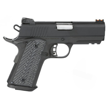 """Armscor Rock Island 1911, Semi-automatic, 9MM, 3.5"""" Barrel, Steel Frame, Parkerized Finish, VZ Tactical Grips, Adjustable Sights, 8 Rd, 1 Magazine, Ambidextrous Safety, Fired Case 51700, UPC :4806015517009"""